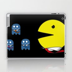 pacman effect Laptop & iPad Skin