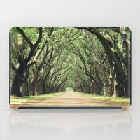 Canopy of Oaks iPad Case