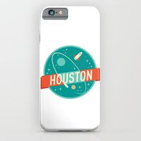 iPhone & iPod Case featuring HOUSTON by Fedi