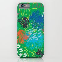 iPhone & iPod Case featuring bold breezy by Vy La