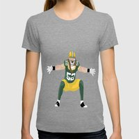 Fierce Womens Fitted Tee Tri-Grey SMALL
