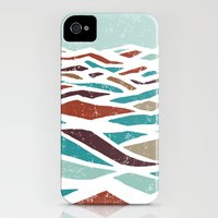 iPhone Cases featuring Sea Recollection by Efi Tolia