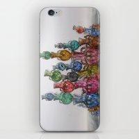 Villa Vase iPhone & iPod Skin