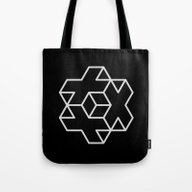Positive Dice Tote Bag