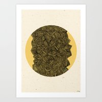 - Are You Sun? - Art Print
