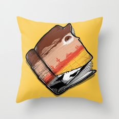 The Real TRUE TOY STORY / VOL.1 Throw Pillow