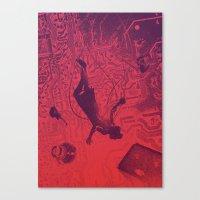 Hardware Canvas Print