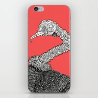 Greater Rhea iPhone & iPod Skin