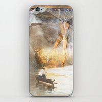 The Sacred and the Mundane iPhone & iPod Skin