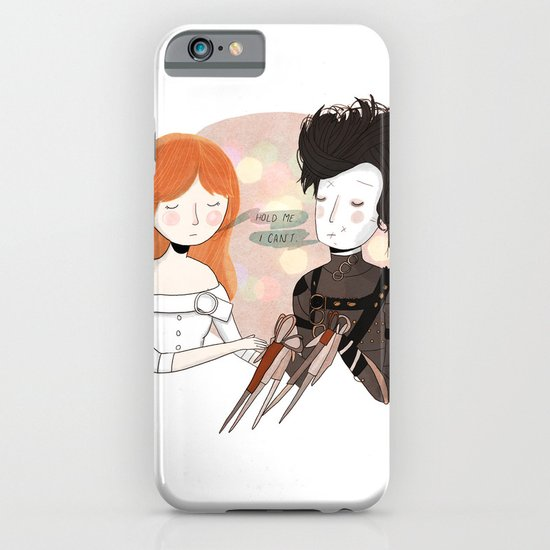 Hold Me iPhone & iPod Case