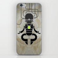 Deus Ex Machina iPhone & iPod Skin