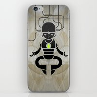 Deus Ex Machina iPhone & iPod Skin