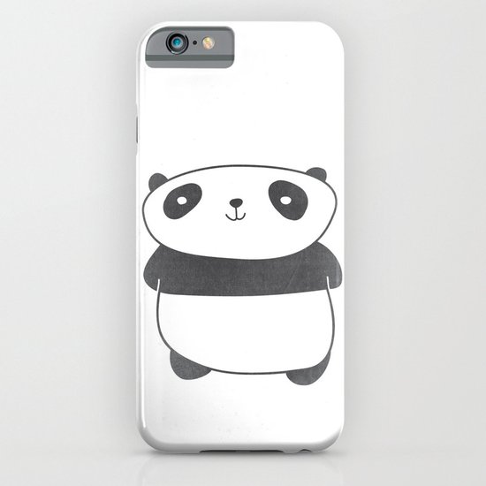 Panda Friend iPhone & iPod Case
