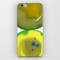 Circles No. 7 iPhone & iPod Skin