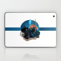Merida Laptop & iPad Skin