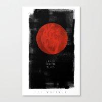 The Walkmen Canvas Print