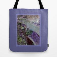 At the river Tote Bag