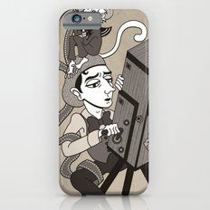 Buster Keaton The Cameraman iPhone 6 Slim Case