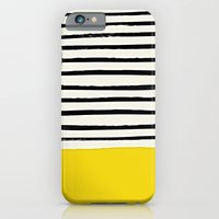 Sunshine X Stripes iPhone 6 Slim Case