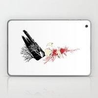 trash polka Laptop & iPad Skin