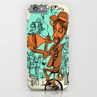 Welcome to the hell´s party iPhone 6 Slim Case