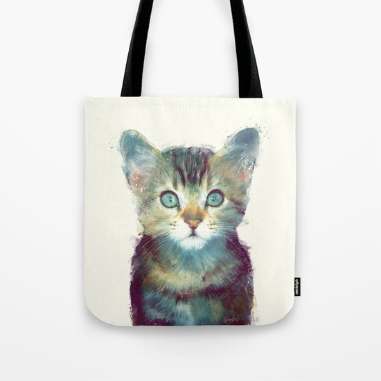 Cat // Aware Tote Bag
