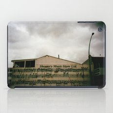 The Music Store iPad Case