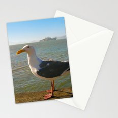 Alcatraz Stationery Cards