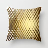 CUBIC DELAY Throw Pillow