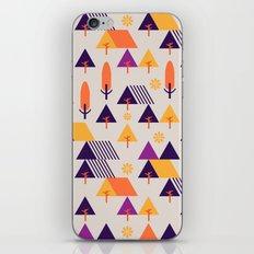 Forest Walk iPhone & iPod Skin
