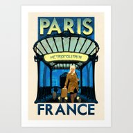 France - Paris Art Print