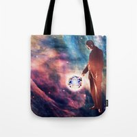 Mastering the Universe Tote Bag