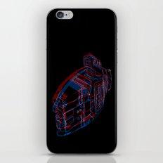 Classic Galactica 3D iPhone & iPod Skin