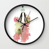 Clog Wall Clock