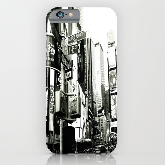 WHITEOUT : Life in the City iPhone & iPod Case