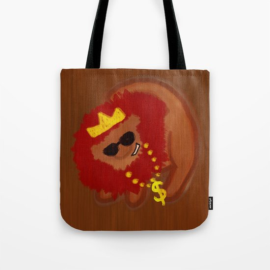 The King Has Returned Tote Bag