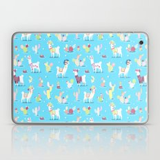 Alpaca Pattern Laptop & iPad Skin