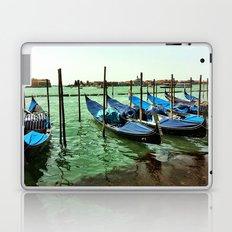 Gondolas Venice Laptop & iPad Skin