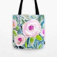 Ballerina Blow Out Flora… Tote Bag
