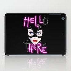 Hell Here! Catwoman iPad Case