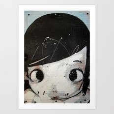 Petite! Art Print