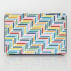 Herringbone 45 Colour iPad Case