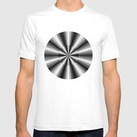 Ten Silver Pointers Mens Fitted Tee White SMALL