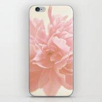 Peony Bloom iPhone & iPod Skin