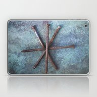 Rusty Laptop & iPad Skin