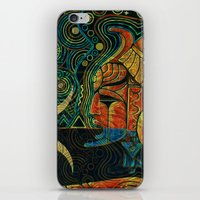 They Who Drink Chaos iPhone & iPod Skin
