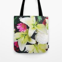 Flowers Galore Tote Bag