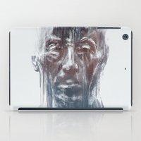 Portret 008 iPad Case