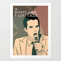Dustland Fairytale Art Print