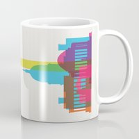 Shapes Of Washington D.C… Mug